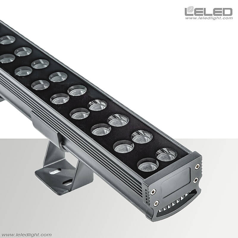 High Power Linear LED Wall Wash Lighting Fixtures CREE