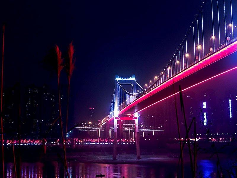 Bridge Lighting Led Outline Tube Lights Ideas China