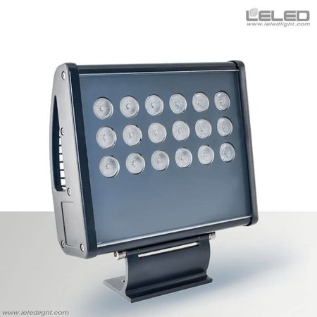 RGB High Power Flood lights for Outside Building Color Changing