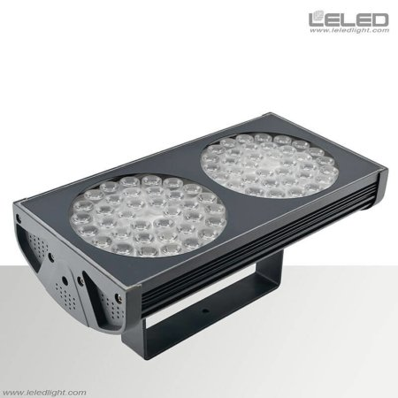 RGB LED wall wash flood light 80 watt