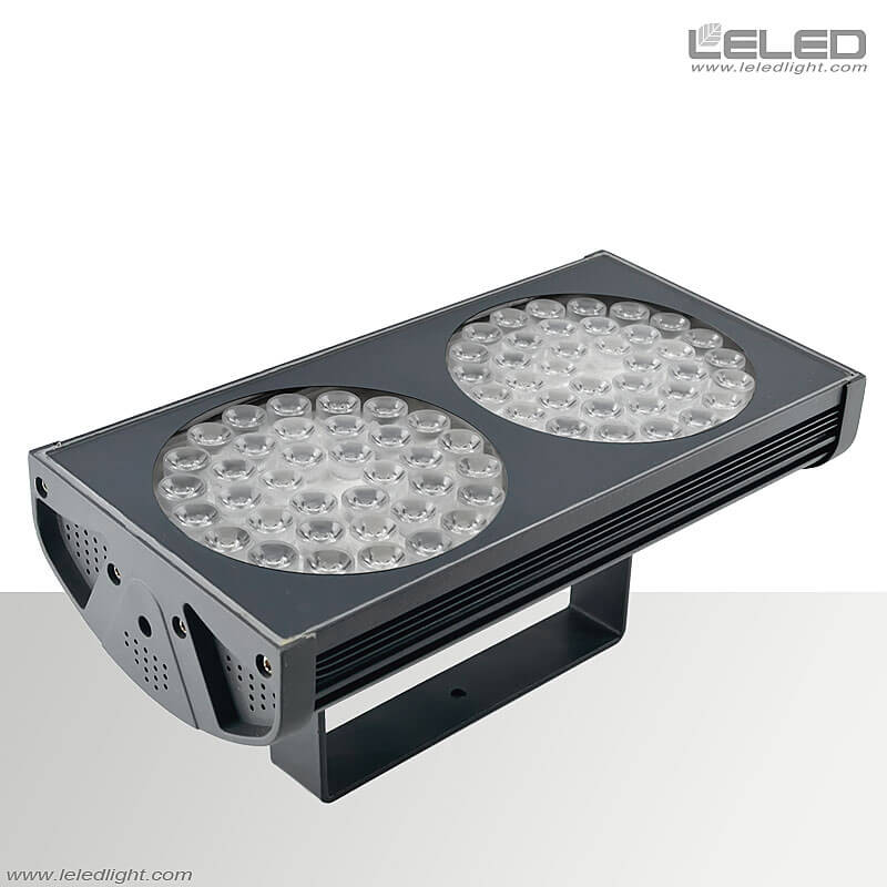 led wall wash flood light 80 watt 120 220v cree leds