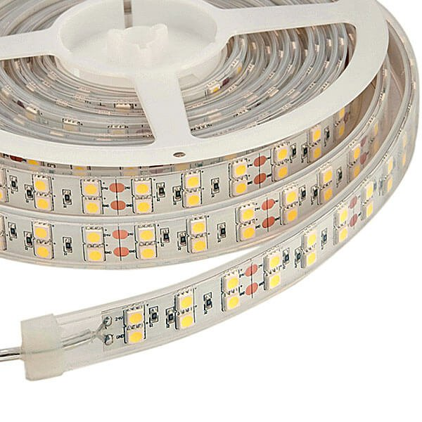 Outdoor led flexible light strip waterproof 3528 240 leds - Commercial exterior lighting manufacturers ...