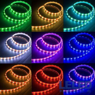 Outdoor led strip lights waterproof changing rgb china lighting fita de led outdoor mudana impermevel 5050 rgb 12v china aloadofball Image collections