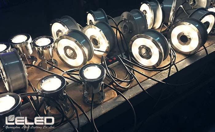 أدى أضواء تحت الماء المنتجات المصنوعة في الصين