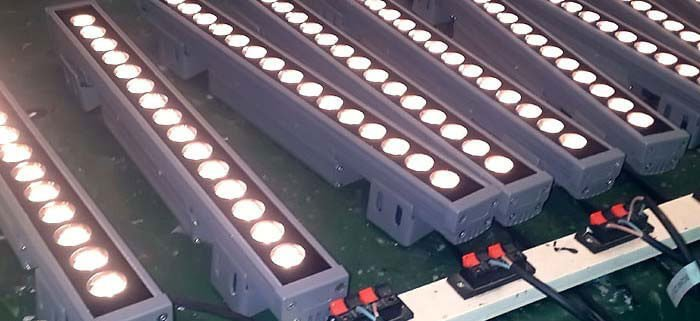 Led Wall Wash Lights Usa : white led wall washer products made in China - China factory wholesale