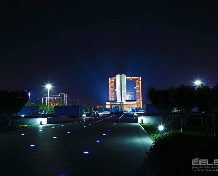 Led Ground Lights Outdoor Spotlights Ip67 High Power Osram