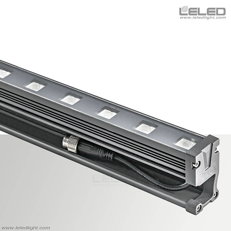 Hide cable high power linear wall washer lighting cree china china lighting manufacturers Exterior linear led lighting