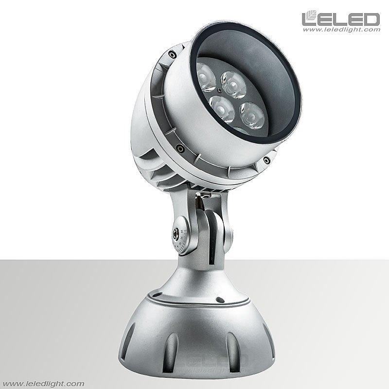 Projecteurs LED colorés RVB