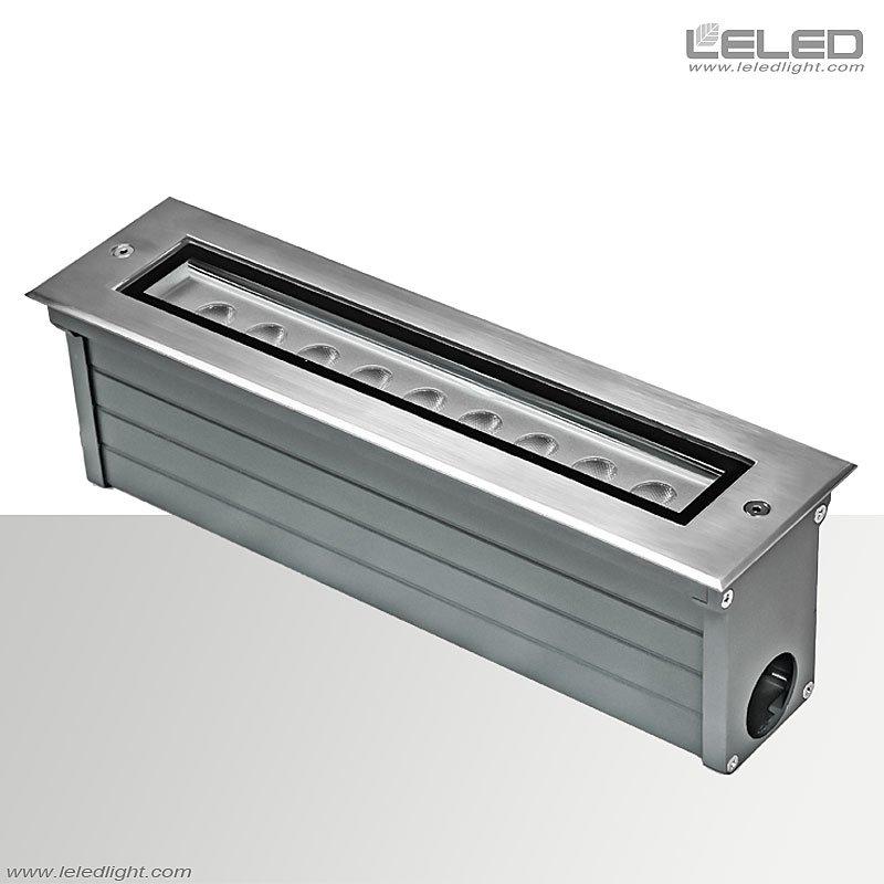 Linear Inground LED Uplighting Outdoor 18W China Lighting Manufacturers