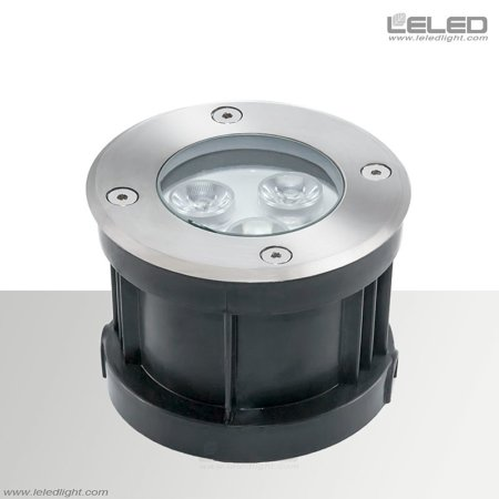 led inground lights 3w china