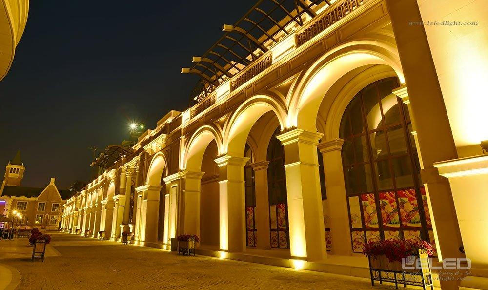 Linear Inground Led Uplighting Outdoor 18w China