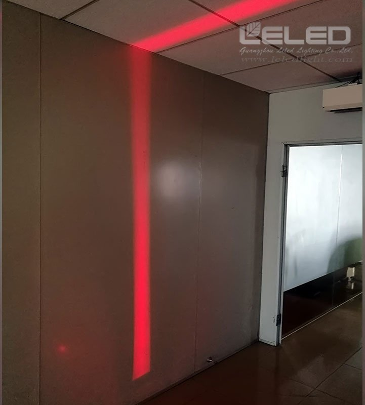 180° blade effect led architectural lights idea