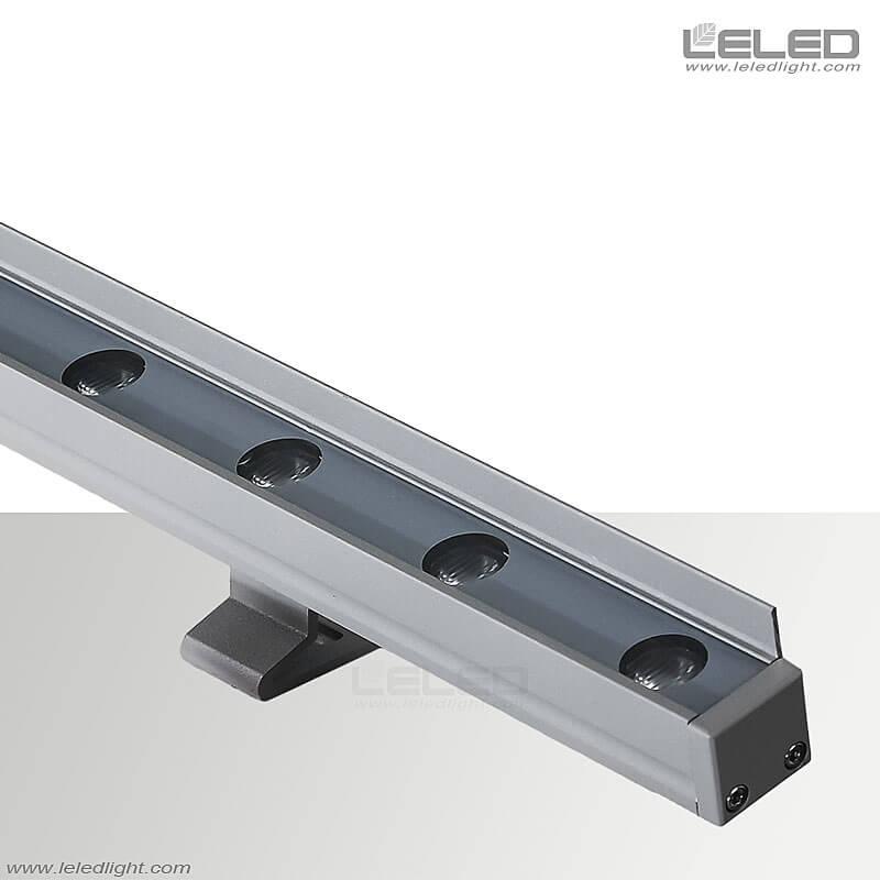 12W سطح شنت LED الخطية Uplighter مع Antiglare Baffle IP65