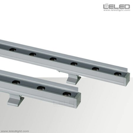 Linear LED Uplighter with Antiglare Baffle in China