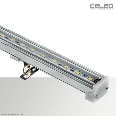 SMD LED خطي أضواء في الهواء الطلق مخطط الشريط اللاصق قطاع